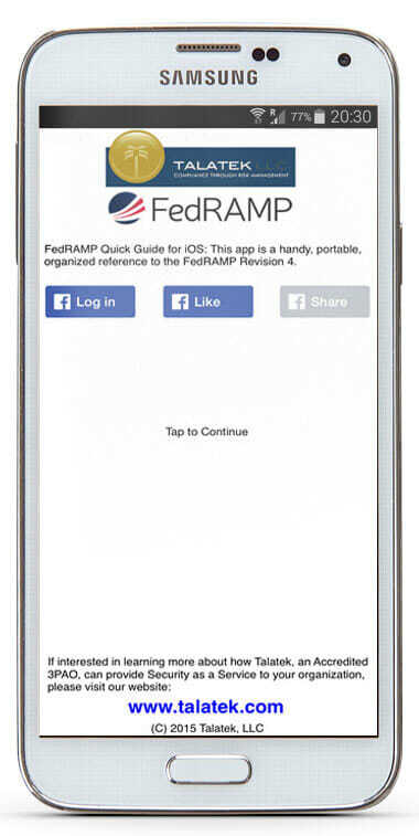 Android FedRamp App - TalaTek Mobile Phones and Apps